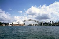 002 - Sydney - Harbour Bridge und Opera House