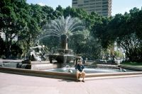 014 - Hyde Park Sydney - Archibald Fountain