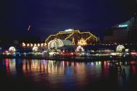 017 - Darling Harbour bei Nacht