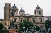 018 - Plaza de Murillo - Parlament