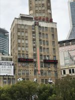 035 - East Nanjing Road, das ganze Haus als Thermometer