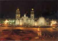 001 - Mexico City - Zocalo