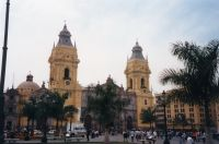 004 - Lima - Plaza Mayor - Kathedrale