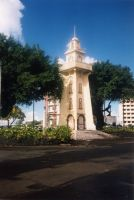 006 - Apia - Clock Tower