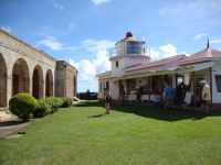 006_Tobago - Fort King George mit Lighthouse