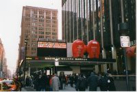 001 - New York - Madison Square Garden