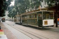 008 - San Francisco - Cable Car