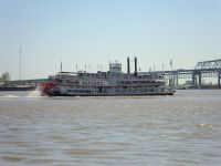 097 - Mississippi-Steamboat